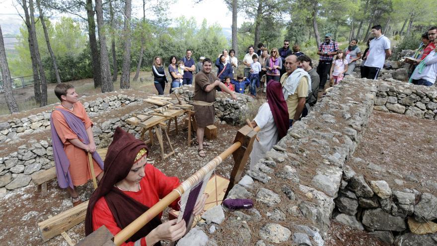 El poblat celebra 10 anys fent portes obertes