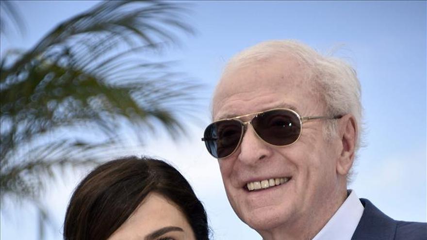Michael Caine afirma que prefiere interpretar a ancianos que interpretar a muertos