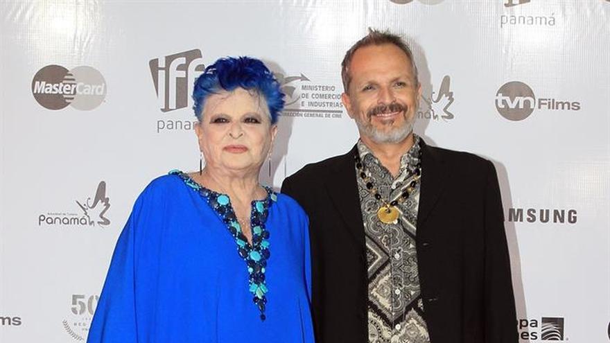 """Lucía Bosé es homenajeada en Panamá: """"El arte del cine es un oficio maravilloso"""""""