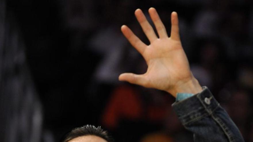 El hispano-alemán Daniel Brühl pierde el Globo de Oro frente a Jared Leto