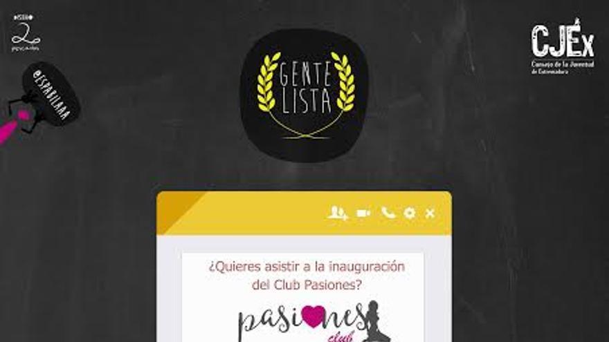 Cartel del Consejo de la Juventud de Extremadura con motivo del Día Internacional contra la explotación sexual y tráfico de personas / CJEx