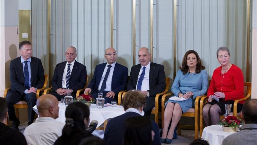 El cuarteto tunecino defiende la fórmula del diálogo para el resto de países árabes