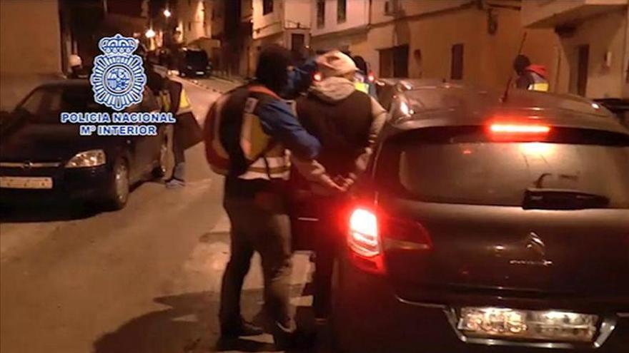 Detenidos ocho presuntos miembros de una célula yihadista