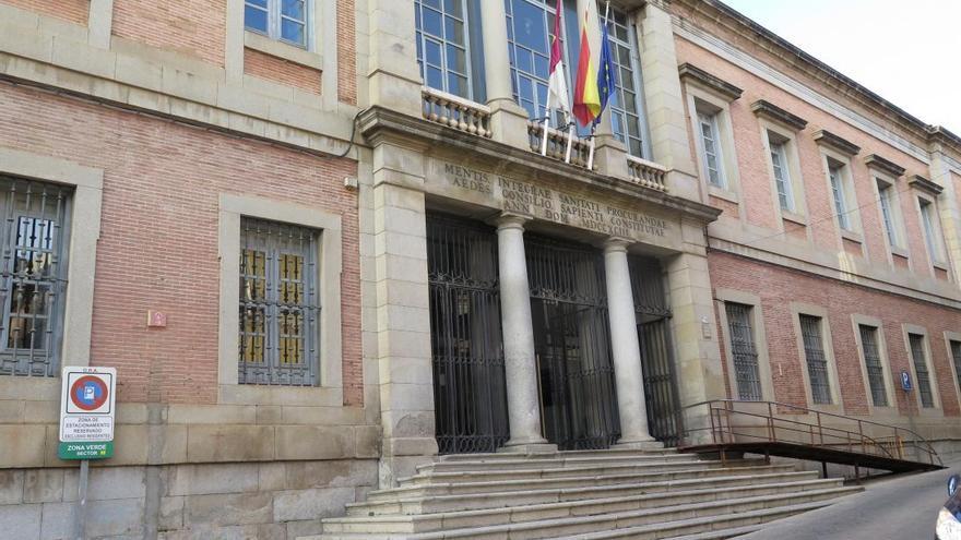 Sede de la Consejería de Hacienda y Administraciones Públicas de Castilla-La Mancha