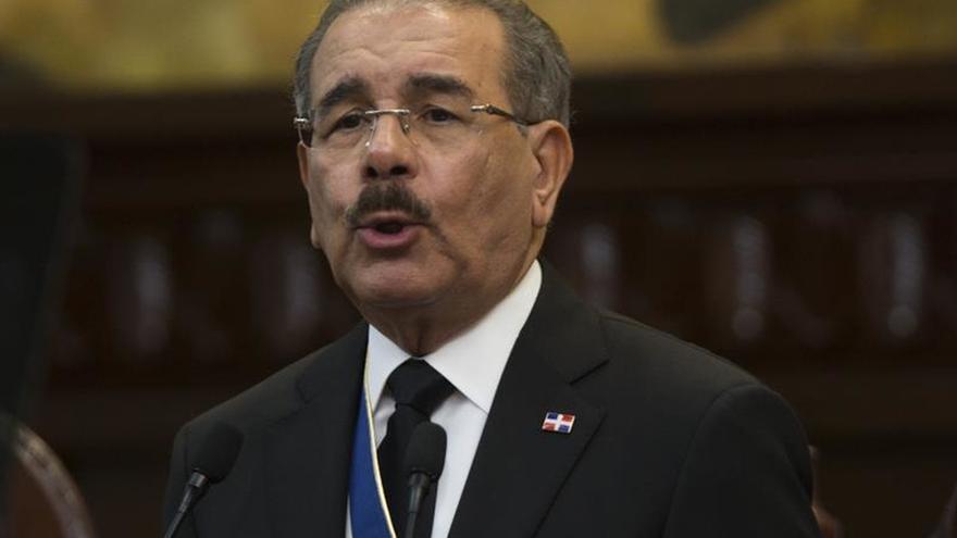 Piden la renuncia del presidente dominicano por la crisis de los sobornos de Odebrecht