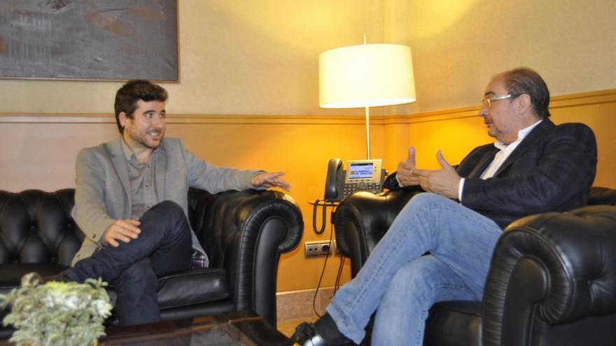 """Lambán dice que con Echenique """"el intercambio de mensajes"""" en RRSS eran las únicas posibilidades de comunicación"""