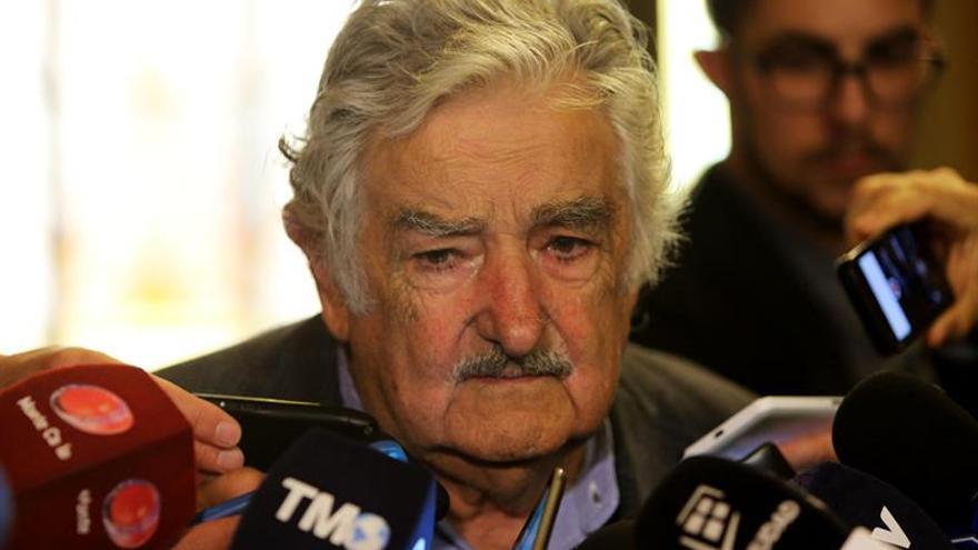 José Mujica, expresidente y actual senador uruguayo.