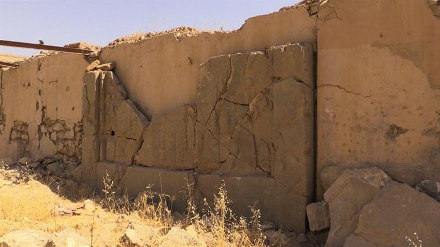 La milenaria Nimrud se dispone a recomponer sus piezas