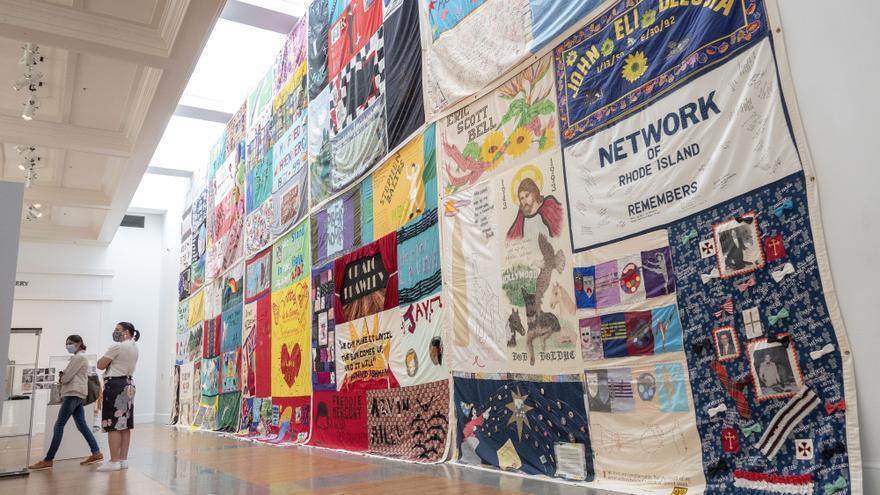 Muestra reflexiona sobre los 40 años del sida en tiempos de la covid-19