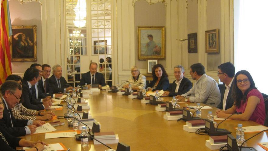 El PP rechaza la Diputación Permanente de las cortes valencianas pedida por Compromís