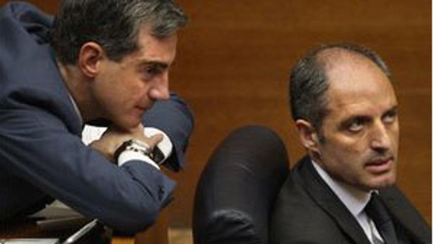 El PP suspende de militancia a Ricardo Costa