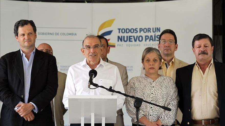 El Gobierno y las FARC definen la hoja de ruta para el plan de desminado en Colombia