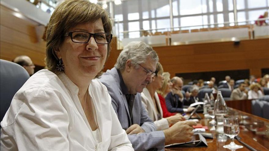 Maru Menéndez prefería a Pablo Sánchez de alcalde en Parla en lugar de Arceredillo