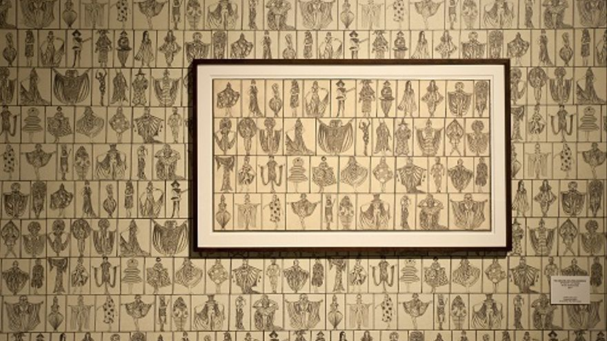 Marcel Dzama. Dibujando una revolución