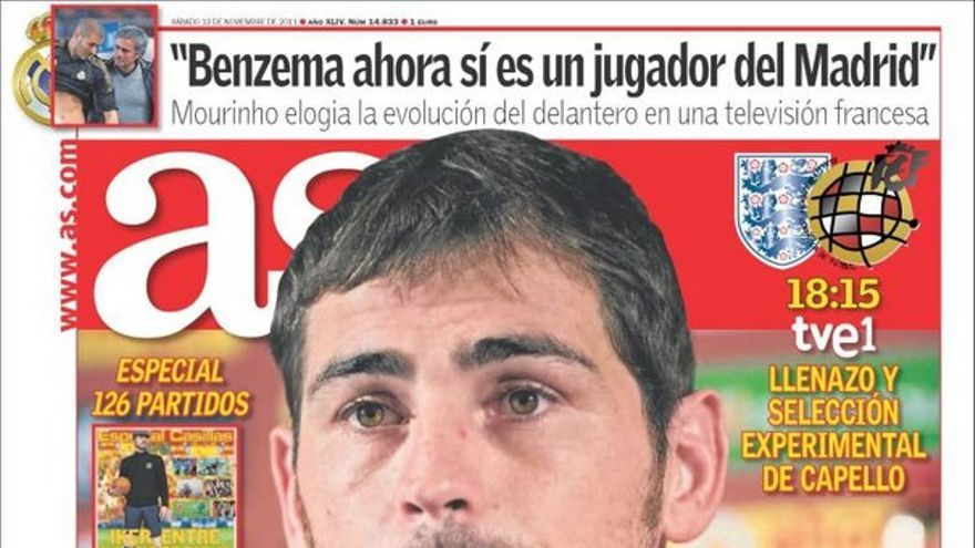 De las portadas del día (12/11/2011) #13