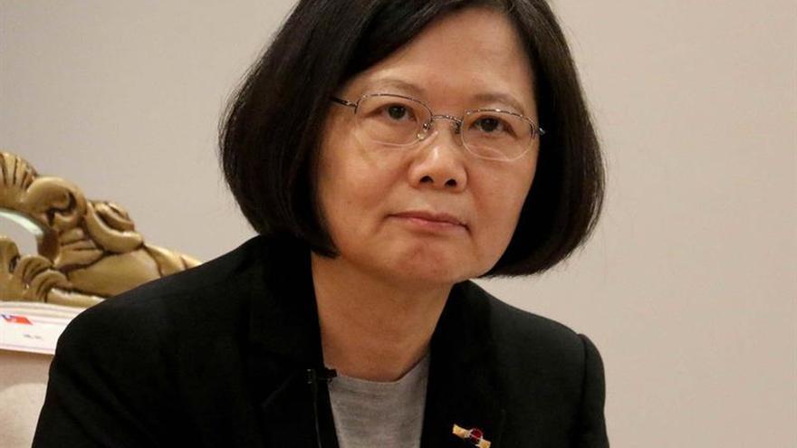 Taiwán reitera su soberanía sobre las islas disputadas en el mar de China Meridional