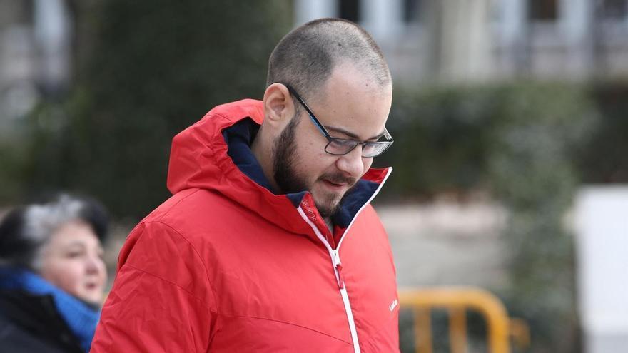 El rapero Pablo Hassel