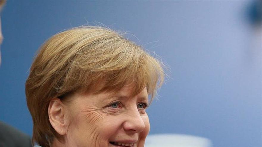 """Merkel: """"No hay ninguna conspiración contra el Reino Unido"""""""