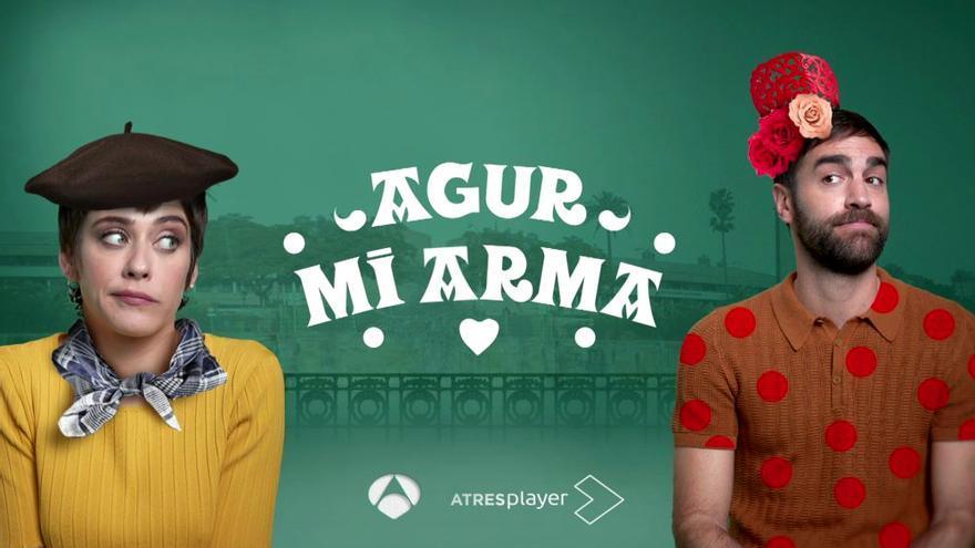 """'Allí Abajo'  se despide en Antena 3: """"Agur, mi arma"""""""