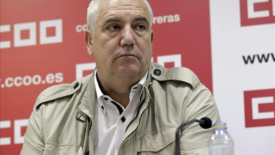 Manos Limpias denuncia al líder de CCOO-A por falsedad, malversación y estafa