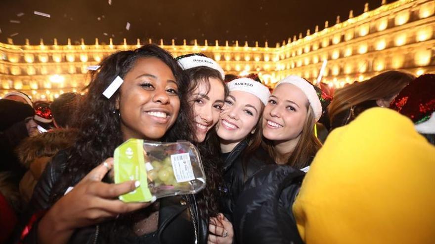 Cerca de 20.000 jóvenes celebran en Salamanca el Fin de Año Universitario