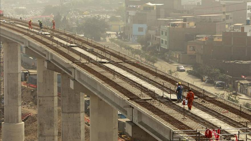 Crean un programa para promover la inversión en infraestructura en Perú