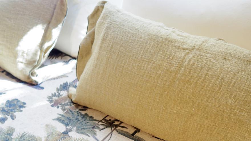Ailanto lanza su primera colección para el hogar con estampados naturales