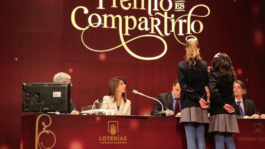El tercer premio de la lotería, vendido íntegramente en San Adrián