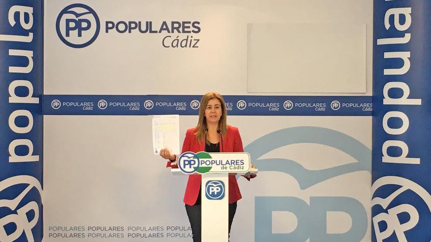 Archivo - Teresa Ruiz-Sillero (PP), en una foto de archivo.