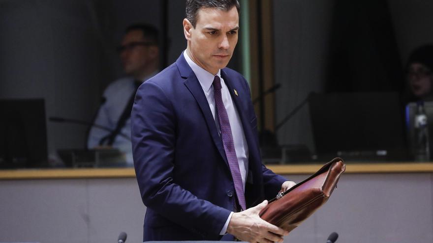 Sánchez preside este lunes la reunión de la Comisión Interministerial de Agricultura en La Moncloa