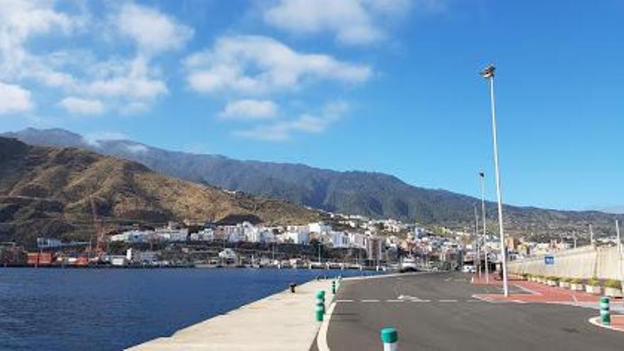 Temperaturas este lunes en ligero ascenso en La Palma