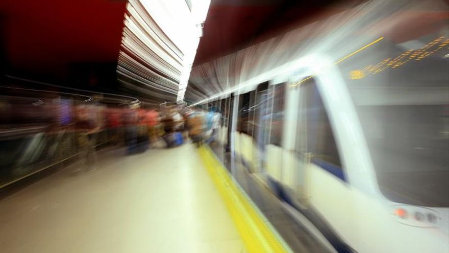 En el Metro el problema no es el perro, es el dueño