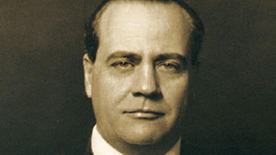 Juan Negrín, último presidente del Gobierno de la República española. (CANARIAS AHORA)