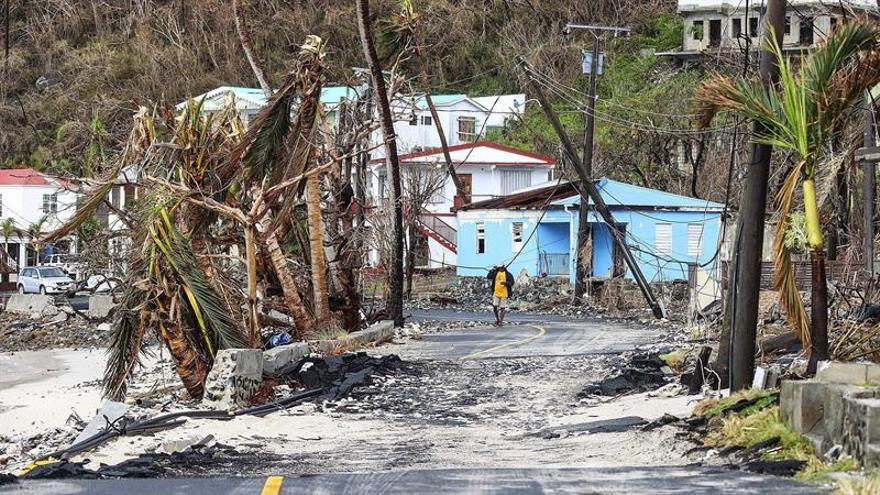 Se elevan a 30 las personas muertas en Dominica por paso de huracán María