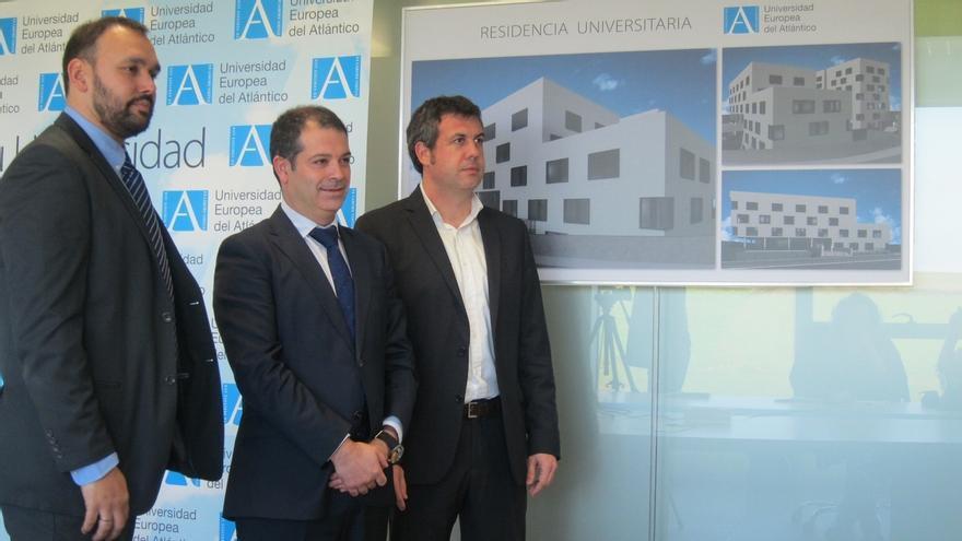 AMPL Comienzan las obras de la residencia de estudiantes de Uneatlántico, con una inversión de 17,5 millones