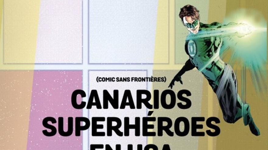 Los creadores canarios de cómic, protagonistas en esta muestra de Santa Cruz