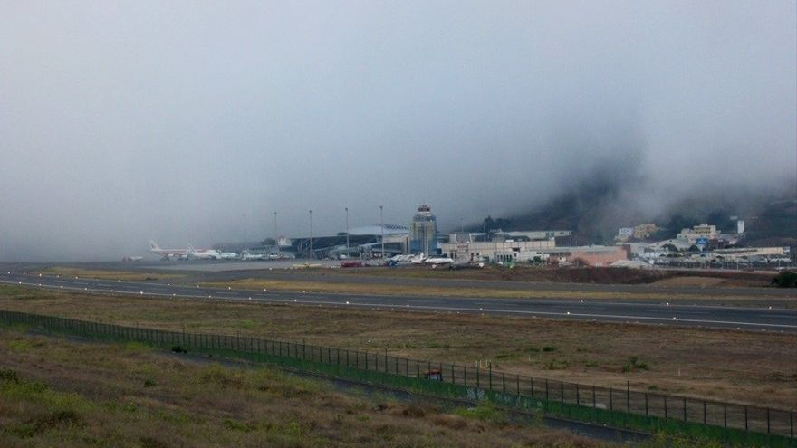 Niebla en Tenerife Norte