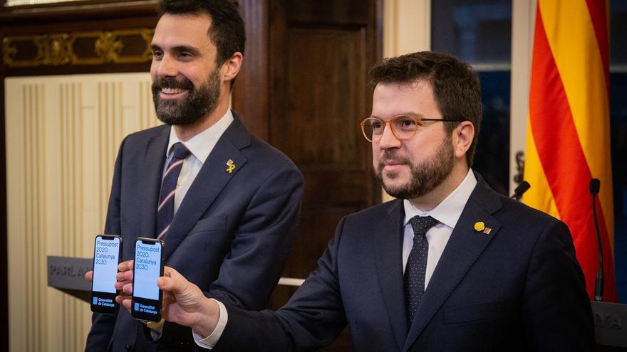 El Parlamento catalán prevé celebrar el debate final de los Presupuestos el 18 de marzo