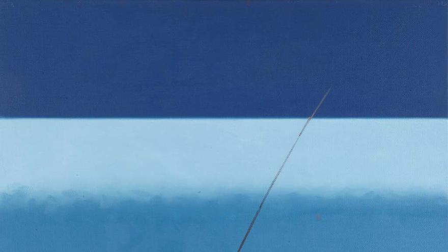 El pescador- óleo sobre lienzo. | EL ROTO