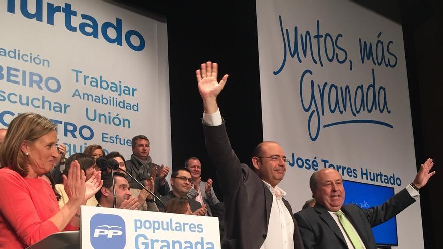 Torres Hurtado propone una consulta ciudadana para definir el proyecto definitivo en el Atrio de la Alhambra