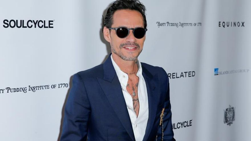 Marc Anthony recibirá un premio a excelencia en Latin American Music Awards