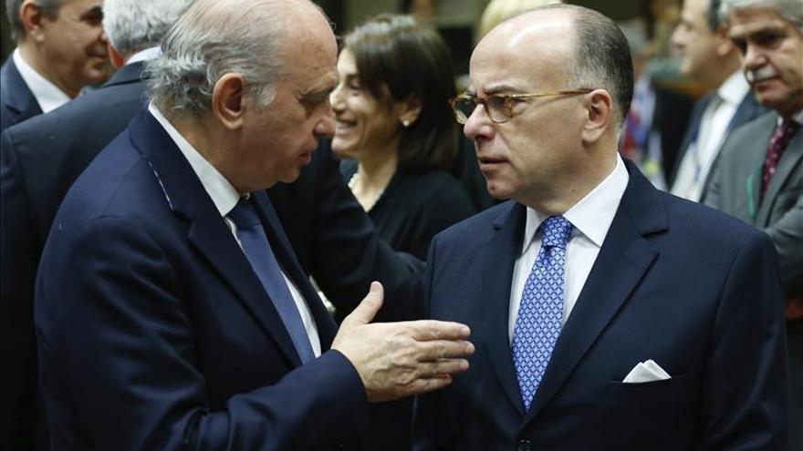 España pide acordar ya el registro de pasajeros para luchar contra el terrorismo