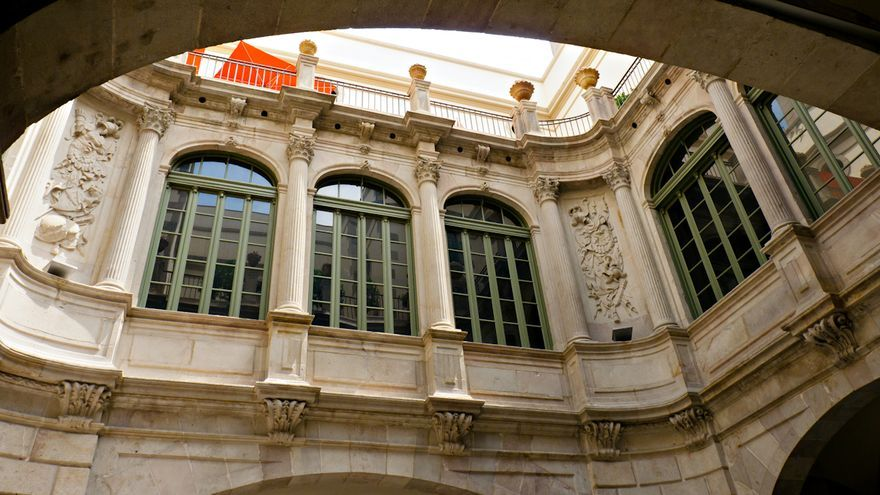 Palacio de la Virreina, Centro de la Imagen de Barcelona