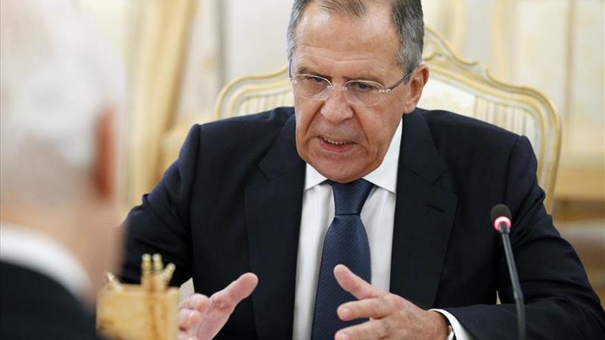 Rusia niega que prepare un documento con propuestas para el arreglo en Siria