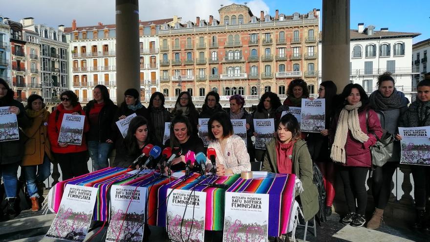 """El movimiento feminista volverá a salir a las calles el 8 de marzo contra """"un modelo social insostenible"""""""