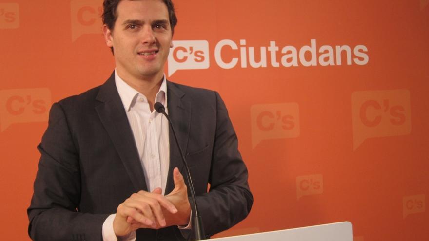 "Rivera (C's) invita a UDC a romper con Mas: ""No sé a qué esperan"""