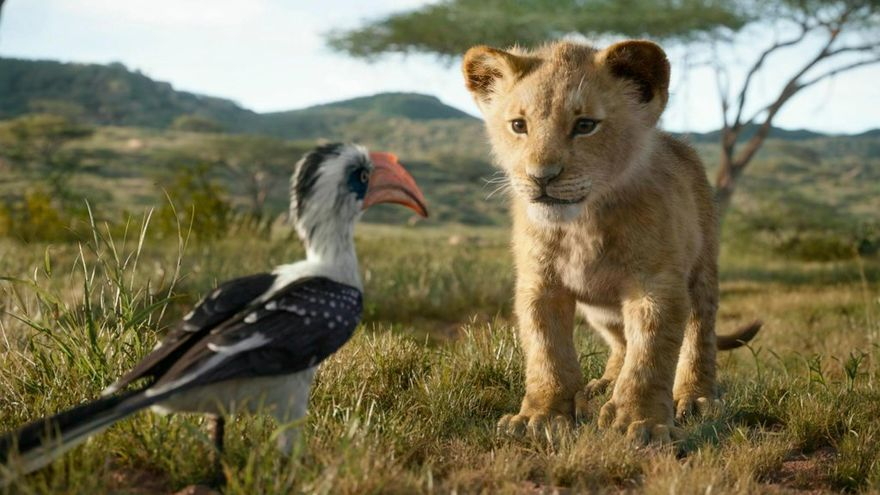 'El rey león'