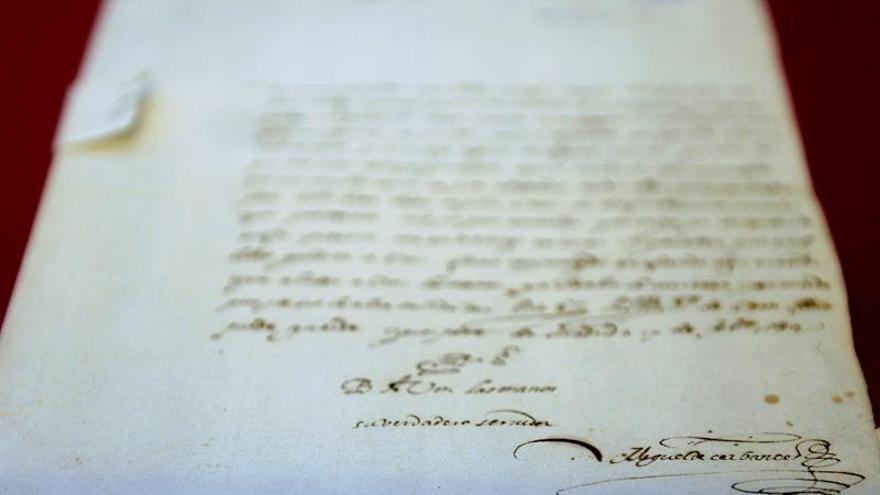 Los restos de la línea paterna de Cervantes ofrecen una nueva vía de estudio