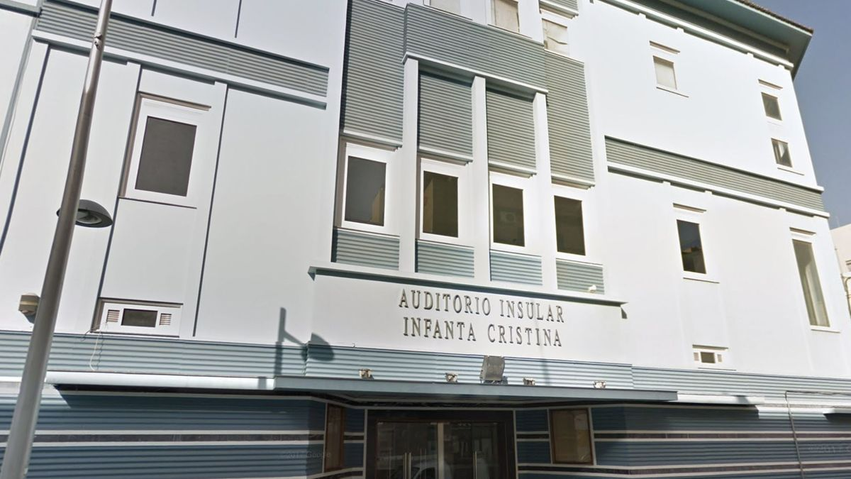 Auditorio insular Infanta Cristina en La Gomera