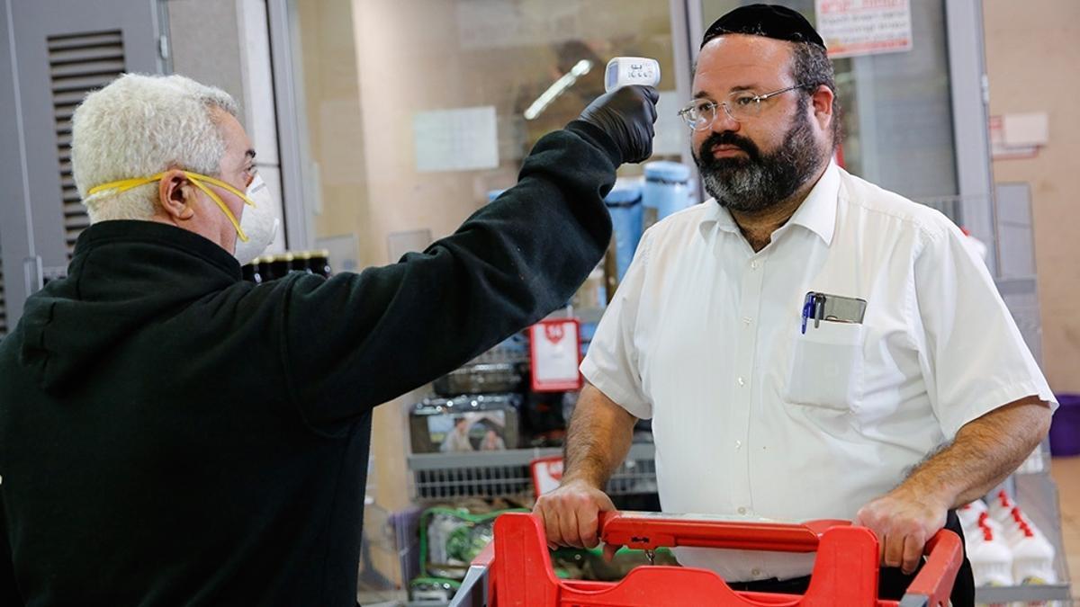 En Israel ya no será obligatorio usar barbijo en lugares cerrados